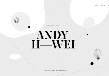 ANDY H. WEI 艺术